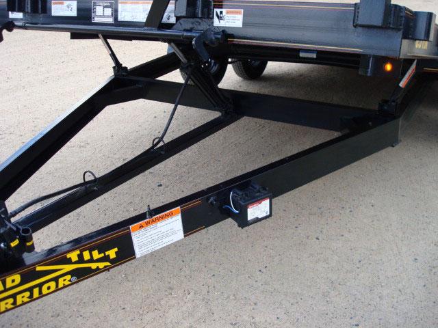 tilt and trim wiring diagram tilt bed trailer wiring diagram 3.5 ton car hauler tilt bed trailer - johnson trailer co.
