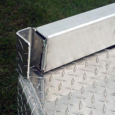 Aluminum Workbed