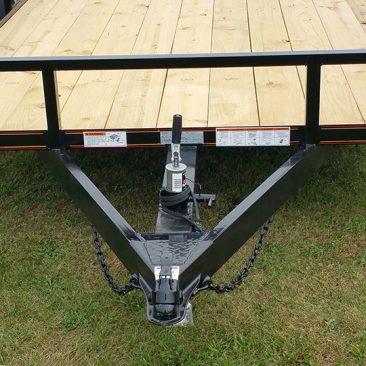Single Axle Utility Trailer w/ ATV Pkg