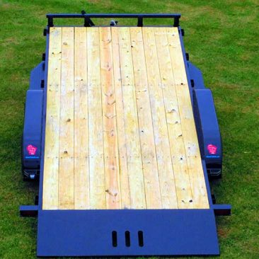 3.5 Ton Car Hauler Tilt Bed Trailer
