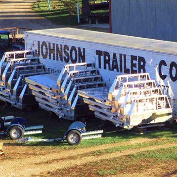 Johnson Trailer Co. Colfax WI